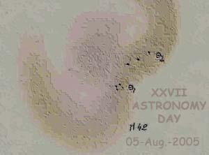 XXVII Astronomy Day
