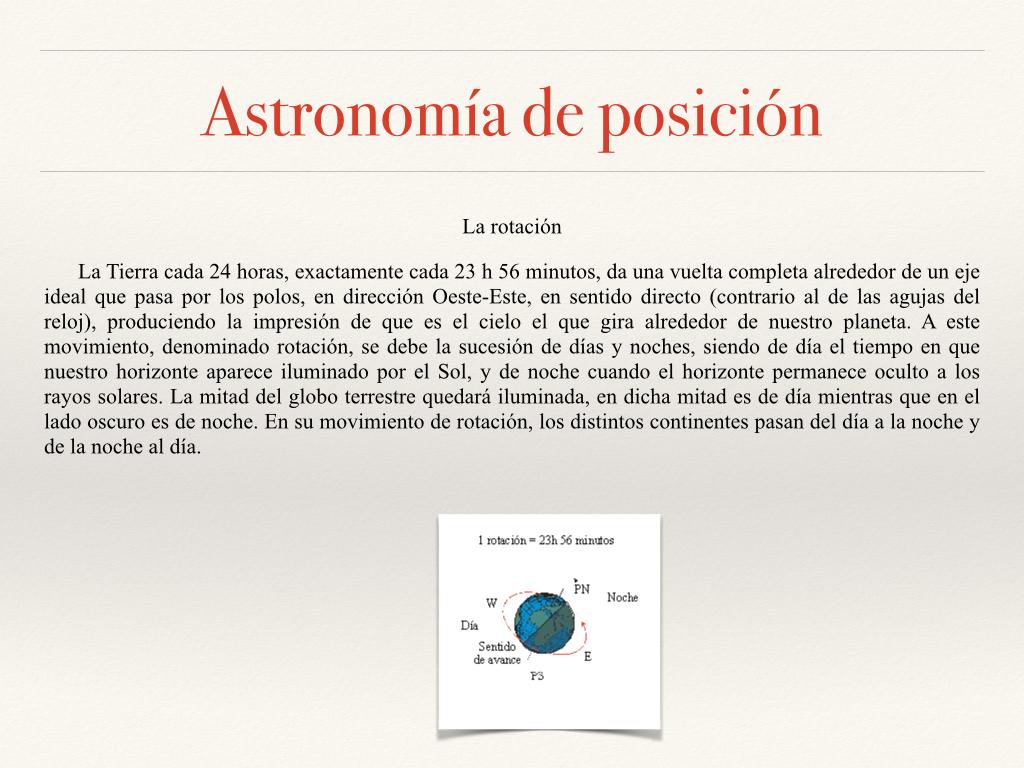 Astronomía de posición fotos.003